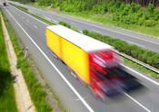Truck,Delivering,Motion,Mod...