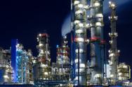 Gas Refinery,Night,Factory,...