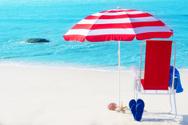 Red,Vacations,Beach,Blue,Sa...