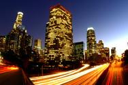 Night,City Of Los Angeles,C...