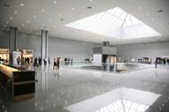 Exhibition,Indoors,Corridor...