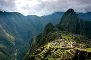 Machu Picchu,Peru,Latin Ame...