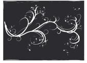 Flowing,Flower,Swirl,Backgr...