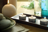 Spa Treatment,Candle,Zen-li...