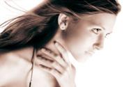 Throat,Women,Profile View,H...