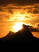 Sunrise - Dawn,Mountain,Mou...