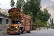 Pakistan,Truck,Pakistani Et...