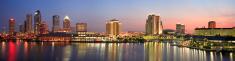 Tampa,Urban Skyline,Panoram...
