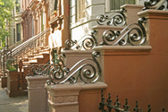 Harlem,Brownstone,New York ...