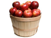 Apple - Fruit,Basket,Red,Cr...