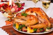 Turkey,Christmas,Dinner,Tha...