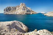 Marseille,France,Coastline,...