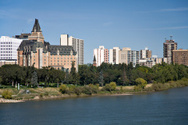 Saskatoon,Park - Man Made S...
