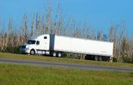 Truck,White,Side View,Vehic...