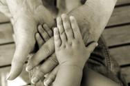 Human Hand,Child,Family,Gra...