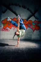 Graffiti,Breakdancing,Danci...