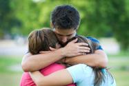 Family,Grief,Sadness,Embrac...
