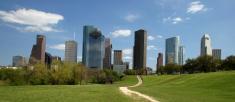 Houston - Texas,Urban Skyli...