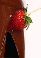 Chocolate,Strawberry,Fondue...