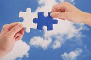Partnership,Puzzle,Connecti...