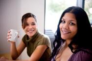 Women,Friendship,Talking,Co...