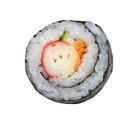 Sushi,Isolated,California R...