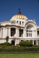 Mexico City,Palacio de Bell...