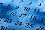 Calendar,Time,Blue,Deadline...