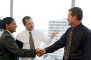 Greeting,Handshake,Business...