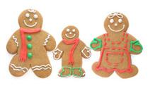 Christmas,Cookie,Gingerbrea...