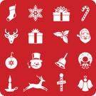Christmas,Symbol,Santa Clau...