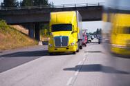 Trucking,Highway,Semi-Truck...