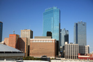 Fort Worth,Urban Skyline,Te...
