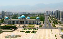 Turkmenistan,Ashkhabad,Mosq...