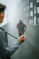 Sport,Teamwork,Fog,Jogging,...