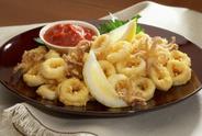 Squid,Calamari Fritti,Seafo...