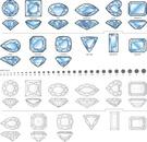 Diamond,Diamond Shaped,Gems...