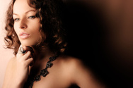 Jewelry,Women,Fashion Model...
