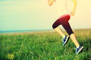 Jogging,Rear View,Asian Eth...