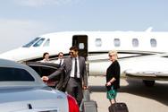 Private Airplane,Chauffeur,...