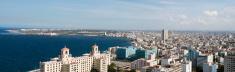 Cuba,Havana,Panoramic,Urban...