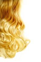 Human Hair,Blond Hair,Long ...