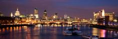 London - England,Urban Skyl...