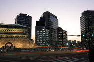 Seoul,Korea,Namdaemun Gate,...
