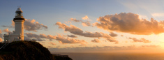 Lighthouse,Panoramic,Landsc...