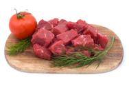 Beef,Meat,Raw Food,Cube Sha...