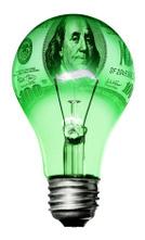 Light Bulb,Savings,Currency...
