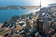 Toronto,Urban Skyline,Aeria...