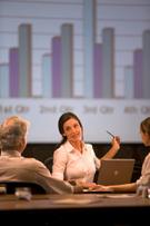 Presentation,Businesswoman,...