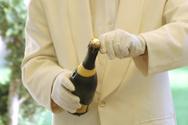 Waiter,Champagne,Luxury,Wed...